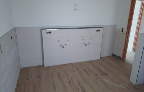 Neubauprojekt WC Bad Langerringen 8