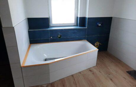 Neubauprojekt WC Bad Langerringen 6