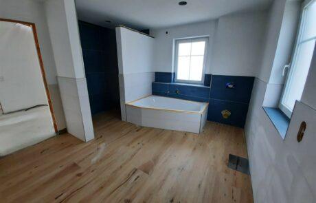 Neubauprojekt WC Bad Langerringen 5