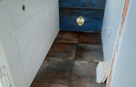 Neubauprojekt WC Bad Langerringen 1