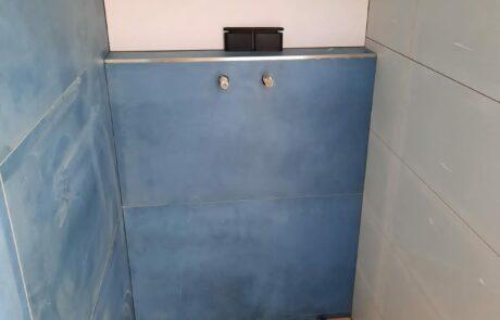 Neubauprojekt WC Bad Langerringen 12