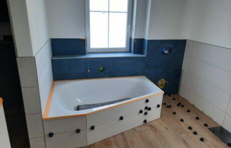 Neubauprojekt WC Bad Langerringen 10